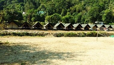 jungle Camps In Rishikesh