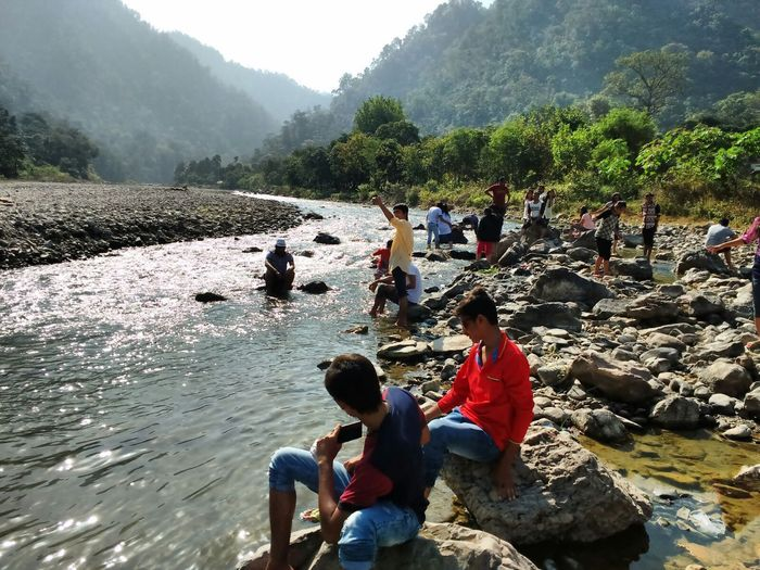 jungle Camping In Rishikesh